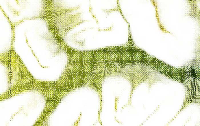 Цифровая модель рельефа Магаданская область