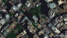 Сидней, Австралия, январь 2015 г. WorldView-3 © DigitalGlobe